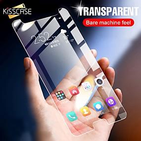 Недорогие Защитные плёнки для экранов Samsung-kisscase гидрогелевая пленка для samsung s7 edge s9 s9 plus мягкая защитная защитная пленка для samsung note 8 9 примечание 5 не стекло