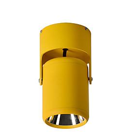 olcso Mennyezeti LED lámpák-1set 12 W 1000 lm 1 LED gyöngyök Sínrendszeres világítás Meleg fehér Természetes fehér 110-240 V Kereskedelmi Otthon / iroda / CE