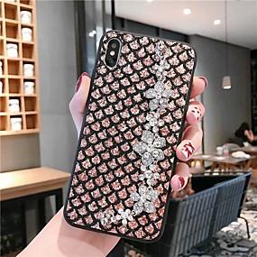 Недорогие Чехлы и кейсы для Galaxy Note 8-чехол для samsung galaxy s9 / s9 plus / s8 plus / s10plus / s10 / note10pro блеск блеск задняя крышка блеск блеск тпу