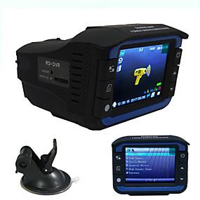 voordelige Auto DVR's-grensoverschrijdend speciaal voor twee-in-één autorecorders aan boord elektronische honddetector radarsnelheid mobiel waarschuwingsinstrument stemuitzending veiligheidsinstrument