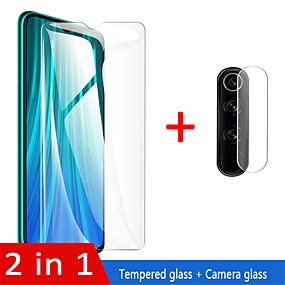 olcso -10% és még több-edzett üvegvédő és lencsevédő fólia a xiaomi note 8 / note 8 pro / note 7 / note 7 / pro 5 notehoz