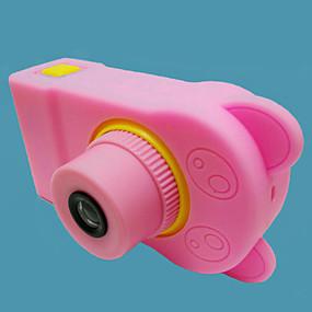 olcso Sportkamerák és GoPro tartozékok-D600 videonapló Gyermekek / Tinik / 1080 pixel / Ultra könnyű (UL) 32 GB 1080P 4X 3264 x 2448 Pixel Tengerpart / Szabadtéri / Piknic 2 hüvelyk Sorozat