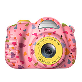 olcso Sportkamerák és GoPro tartozékok-BSX-059 videonapló Gyermekek / Tinik / 1080 pixel / Ultra könnyű (UL) 32 GB 1080P 4X 3264 x 2448 Pixel Tengerpart / Szabadtéri / Piknic 2 hüvelyk 8.0MP CMOS Sorozat