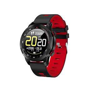 رخيصةأون الأساور الذكية-v009 ساعة ذكية bt اللياقة البدنية تعقب دعم إخطار / القلب رصد معدل الرياضة للماء smartwatch متوافق سامسونج / الروبوت / فون