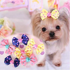 voordelige Honden Sieraden & Accessoires-lureme golf punt hairpin voor huisdieren honden (willekeurige kleur)