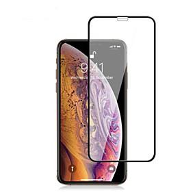 hesapli iPhone 11 Pro İçin Ekran Koruyucular-Ekran koruyucu için iphone 11 11pro promax x xs xr xsmax 6 7 8 yüksek çözünürlüklü (hd) ön ekran koruyucu 1 adet temperli cam