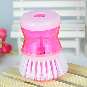 billige Håndholdte børster og vinduesskrabere-køkkenrensebørste hydraulisk trykvaskebørste opvaskeskål vaskeværktøj