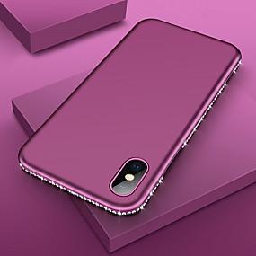 povoljno Kupuj prema modelu telefona-luksuzna bling dijamantna mekana tpu futrola za iphone 11 pro max / iphone 11 pro / iphone 11 / xs max xr xs x 8 plus 8 7 plus 7 6 plus 6 seksi zaštitni zaštitni omot od silikonskog okvira