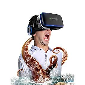 tanie Okulary VR-okulary shinecon vr 3d wirtualna rzeczywistość audiowizualna zintegrowana głowica do telefonów komórkowych