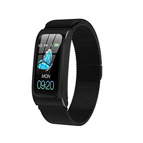 economico Braccialetti intelligenti-ak12 braccialetto intelligente bt supporto tracker fitness notifica / cardiofrequenzimetro impermeabile sport bluetooth smartwatch compatibile ios / telefoni android