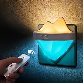 رخيصةأون مصابيح ليد مبتكرة-1PC إضاءة الديكور / الصمام ليلة الخفيفة / ضوء الليل الذكية USB للأطفال / كارتون <5 V