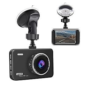 Недорогие Видеорегистраторы для авто-Видеорегистратор Junsun Q5 3 ЖК-дисплей Full HD 1080p 140