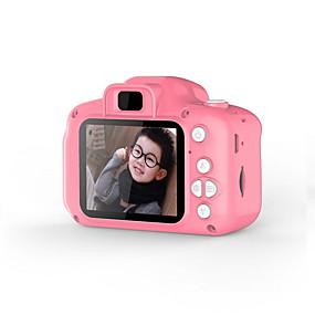 olcso Sportkamerák és GoPro tartozékok-AT-L26D videonapló Ragadós / Ultra könnyű (UL) / Fiatalság 32 GB 1080P 3264 x 2448 Pixel Halászat / Túrázás / Kemping 2 hüvelyk 8.0MP CMOS Sorozat
