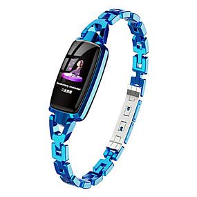 رخيصةأون الأساور الذكية-dr66 الذكية معصمه bt اللياقة البدنية تعقب دعم إخطار / رصد معدل ضربات القلب للماء الرياضة smartwatch متوافق ios / الهواتف الروبوت