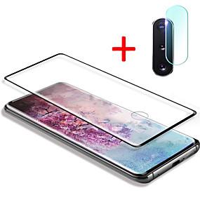 Недорогие Чехлы и кейсы для Galaxy Note-защитная пленка для стекла и защитная пленка для объектива Samsung Galaxy Note 10 plus / Note 10 / Note 9 / Note 8