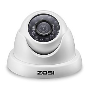 رخيصةأون CCTV Cameras-zosi 5mp tvi 1 / 2.5 داخلي&أمبير. cmos في الهواء الطلق قبة الكاميرا الأشعة تحت الحمراء للرؤية الليلية h.265 ip67 للماء
