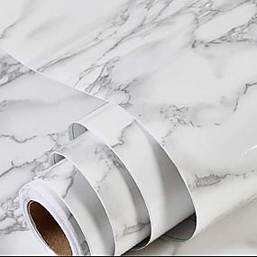 olcso Dekorációs matricák-tapéta modern stílusú virágmintás vízálló öntapadós faldekoráció