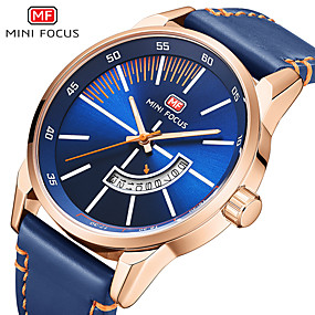 olcso Divatóra-minifocus karóra férfiak felső márka luxus híres férfi óra kvarc óra