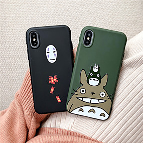 voordelige iPhone 11 Pro Max hoesjes-cartoon patroon tpu case voor apple iphone 11 pro max 8 plus 7 plus 6 plus max achterkant