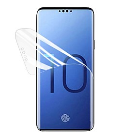 olcso Galaxy Note Képernyővédő fóliák-lágy gél film a samsung galaxy note 10 pro képernyővédő fülhez a samsung note10 note10pro10pro 10pro note10plus hidrogél filmhez