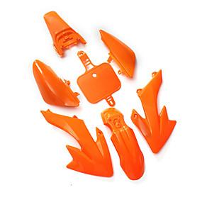 povoljno Dekoracije za automobil-set za nalijevanje na blato narančasto za honda crf xr 50 crf50 125 ssr sdg 107 pit bike