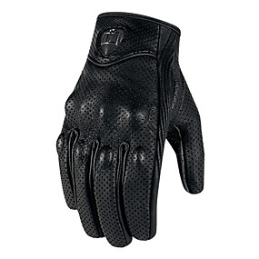cheap Motorcycle Gloves-Full Finger Unisex Motorcycle Gloves Leather / Cowhide Waterproof / Lightweight / Breathable
