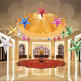 olcso Holiday & Party dekorációk-ünnepi dekorációk újév / karácsonyi díszek karácsonyi díszek party / dekoratív színes bár 1db