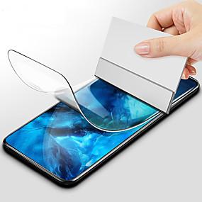 levne Ochranné fólie iPhone 11 Pro-35d hydrogelová fólie pro iphone 7 8 plus 6 6s plus ochrana obrazovky iphone x xs xr xs max 11 pro max měkká ochranná fólie