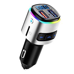 Недорогие Гарнитуры для мотоциклентых шлемов-BC41 Bluetooth 4.2 Комплект громкой связи Bluetooth / Защита от короткого замыкания / QC 3.0 Мотоцикл / Автомобиль