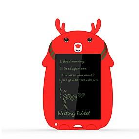olcso Grafikus táblák-LITBest SD A gyerekek LCD író tabletta elektronikus rajz Doodle fórumon 8.5 hüvelyk TFT LCD monitor