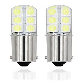 Недорогие Тормозные огни-2 шт. / Лот 1156 p21w светодиодные ba15s светодиодные 5050 12smd автомобиль светодиодные лампы лампы для указателя поворота стоп-сигнал без ошибок 12 В