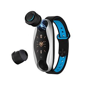 رخيصةأون الأساور الذكية-lemfo lt04 معصمه الذكية BT اللياقة البدنية تعقب&دعم سماعة لاسلكية يخطر / قياس ضغط الدم رياضة ساعة ذكية لهواتف سامسونج / اي فون / الروبوت