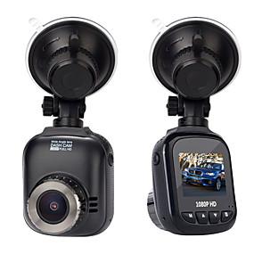 Недорогие Видеорегистраторы для авто-M006 1080p Новый дизайн / Cool / с задней камерой Автомобильный видеорегистратор 170° Широкий угол КМОП-структура 1.5 дюймовый LCD Капюшон с / Режим парковки / Циклическая запись / ADAS