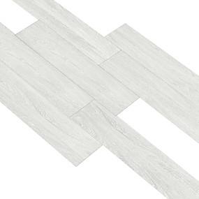 رخيصةأون ملصقات ديكور-ملصقات أرضية الخشب الحبوب البيضاء خلفية للماء مقاومة للاهتراء الذاتي الديكور الطابق غرفة المعيشة الديكور