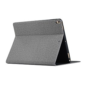 povoljno iPad Pro 9.7'' maske-futrola za ipad new air (2019) / ipad 10.2 '' (2019) / ipad mini 5/4/3/2/1 sa postoljem / flip / origami futrole u cijelom tijelu, futrola u punoj boji za ipad pro 9.7 / ipad air 2 / ipad (2018) /