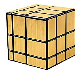 olcso Játékok & hobbi-1 db Magic Cube IQ Cube QIYI Mirror Cube Mirror Cube Sudoku Cube 3*3*3 Sima Speed Cube Rubik-kocka Puzzle Cube Office Desk Toys Kreatív Gyerekek Felnőttek Játékok Összes Ajándék