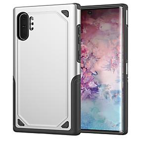 voordelige Galaxy S7 Edge Hoesjes / covers-hoesje Voor Samsung Galaxy S9 / S8 / S7 edge Schokbestendig Achterkant Effen PC