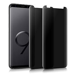 Недорогие Чехлы и кейсы для Galaxy S-закаленное стекло для samsung galaxy s8 s8 plus s9 s9plus s10 s10plus защитная пленка для экрана антискользящая 3d стеклянная пленка для samsung s9 s8