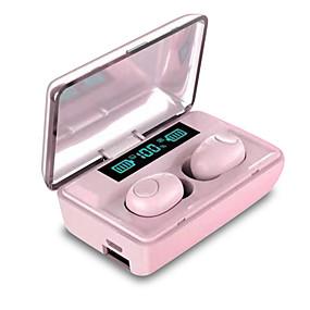 olcso Napi akciók-LITBest T8 TWS True Wireless Headphone Vezeték nélküli Sport & Fitness Bluetooth 5.0 Sztereó Kettős meghajtók Mikrofonnal