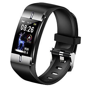 billige Smart armbånd-bm08 smart armbånd bluetooth fitness tracker støtte varsle / blodtrykk oksygenmåling vanntett smartklokke for samsung / iphone / android telefoner med tws trådløse Bluetooth headset