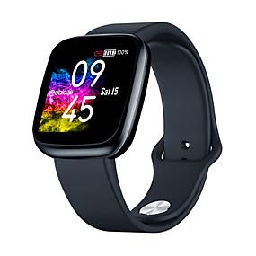 رخيصةأون الأساور الذكية-zeblaze crystal 3 smartwatch bt fitness tracker support يخطر / رصد معدل ضربات القلب للهواتف سامسونج / اي فون / الروبوت