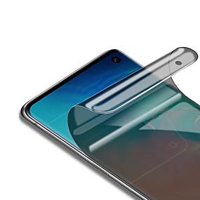 Недорогие Чехлы и кейсы для Galaxy S-Ультратонкая передняя полная крышка конфиденциальность мягкая гидрогелевая пленка для Samsung Galaxy S8 S8Plus S9 S9PLUS S10 S10Plus анти-подглядывание протектор экрана мягкая пленка