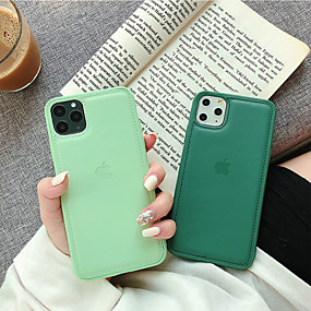 cheap iPhone 11-Apple 11Pro Max Mobile Phone Shell Liquid Silicone Skin Pattern 11 Simple Business Models Apple 11pro All-inclusive Anti-fall XS Max Personality Creative Men and Women 7/8P Protective Cover