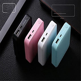 olcso 7500 - 10000 mAh-10000mah mini köbméter teljesítményű bank külső akkumulátor powerbank hordozható telefon töltő 2sb poverbank xiaomi iphone samsung huawei
