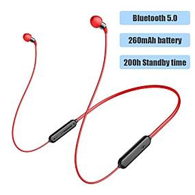 olcso Sport fülhallgatók-LITBest A3 Nyakpánt fejhallgató Vezeték nélküli Sport & Fitness Bluetooth 5.0 Sztereó Kettős meghajtók Mikrofonnal
