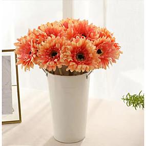 olcso Művirágok-művirágok 6 ágú klasszikus modern kortárs egyszerű stílus százszorszépek