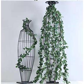 olcso Művirágok-művirágok 6 ágú klasszikus színpadi kellékek a lelkipásztori stílusú növényekhez