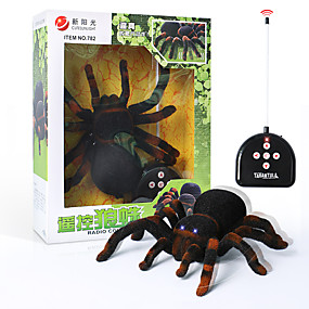 olcso Újdonságok-Gegek és vicces játékok Stresszoldó Pókok Stressz és szorongás oldására Távirányító játék ABS + PC 1 pcs Tinédzser Tini Összes Játékok Ajándék