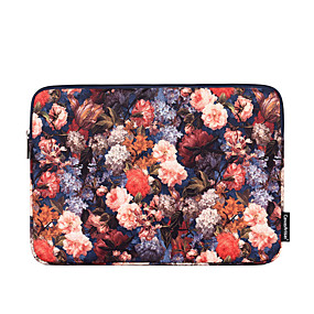 cheap New Arrivals-Laptop Sleeve Bag For Notebook Laptop 13.3 14 15.6 Inch Laptop Sleeve Canvas Cover