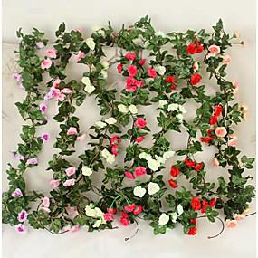 olcso Művirágok-művirágok 6 ágú klasszikus színpad támasztja alá a modern kortárs rózsákat